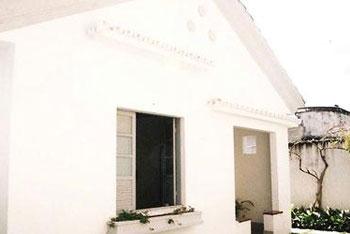 Casa onde Chico morou / Foto: turismo.ig.com.br