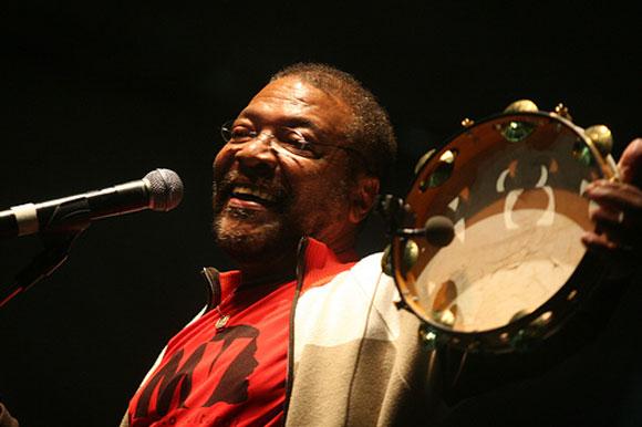 Martinho se apresenta em Caetanópolis / Foto:circuitomt.com.br