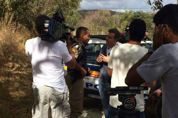 Quadro será gravado nesta quinta no campo do Laduzão / Foto: Leitor SeteLagoas.com.br